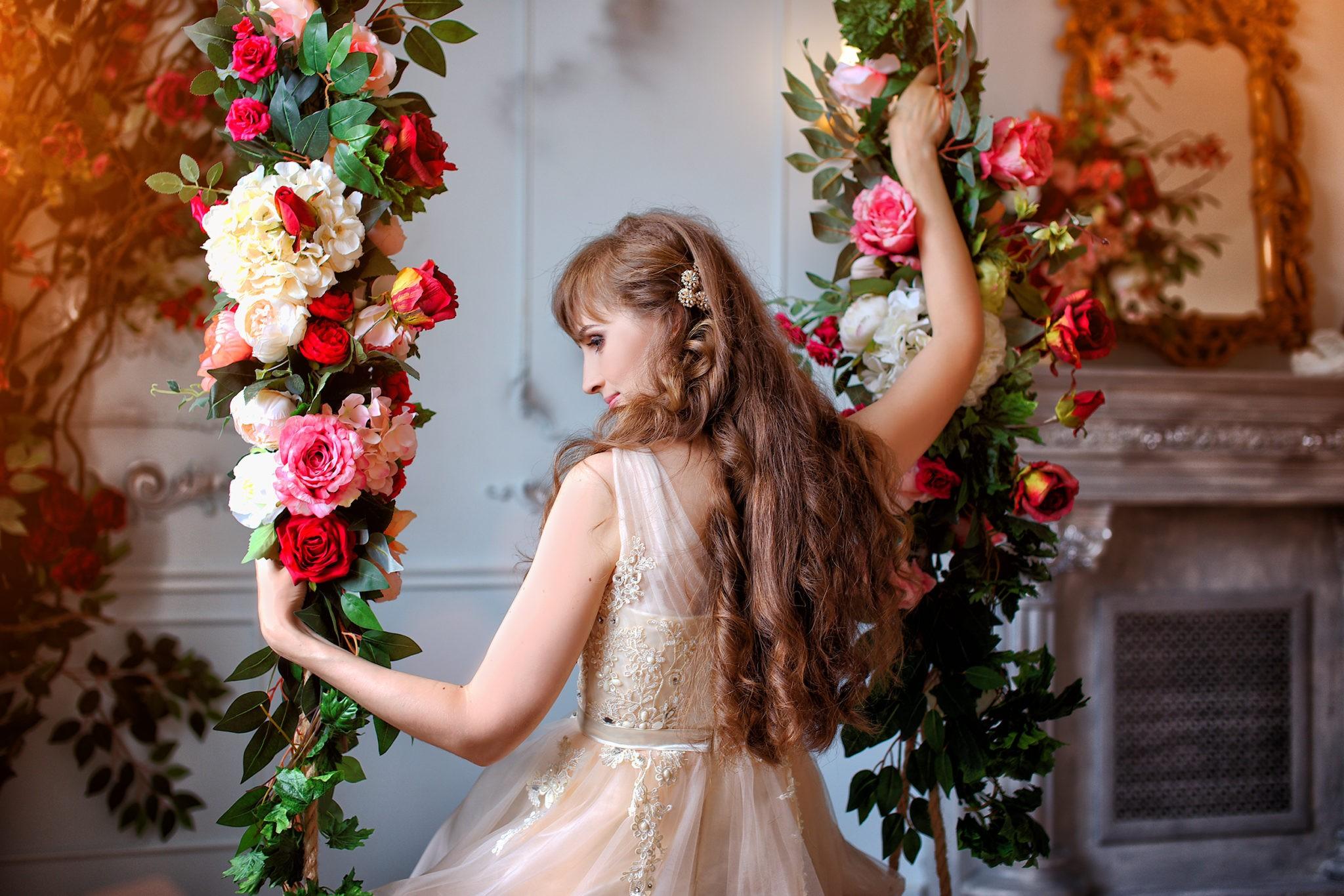 Студийная фотосъемка в интерьерной студии г. Краснодар от свадебного фотографа