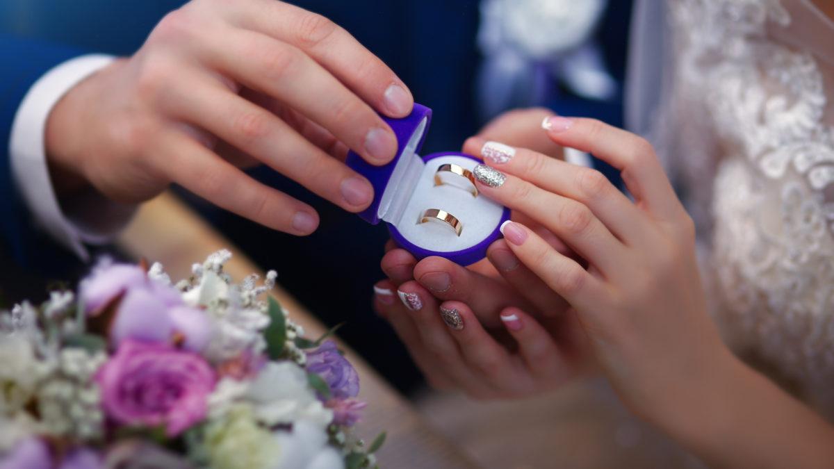 Свадебная съемка от свадебного фотографа: свадебные детали, кольца