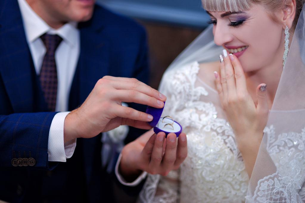 Съемка от свадебного фотографа: предложение