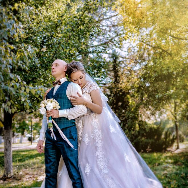 Съемка в ст. Выселки от свадебного фотографа