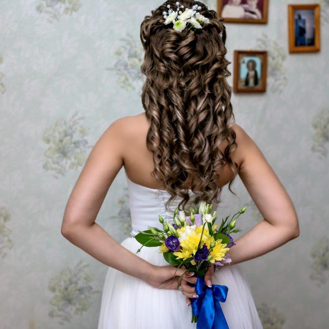 Свадебная фотосъемка в деревенском стиле от свадебного фотографа