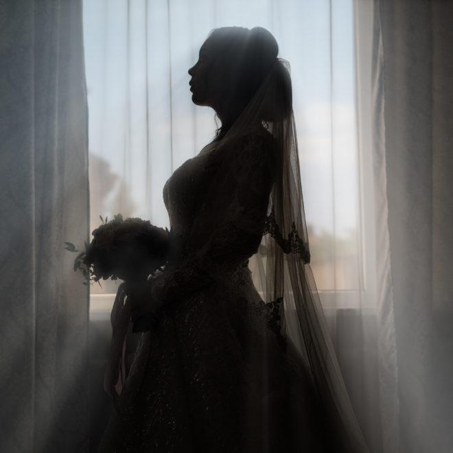 Свадебная съемка в Анапе от Краснодарского свадебного фотографа: утро невесты