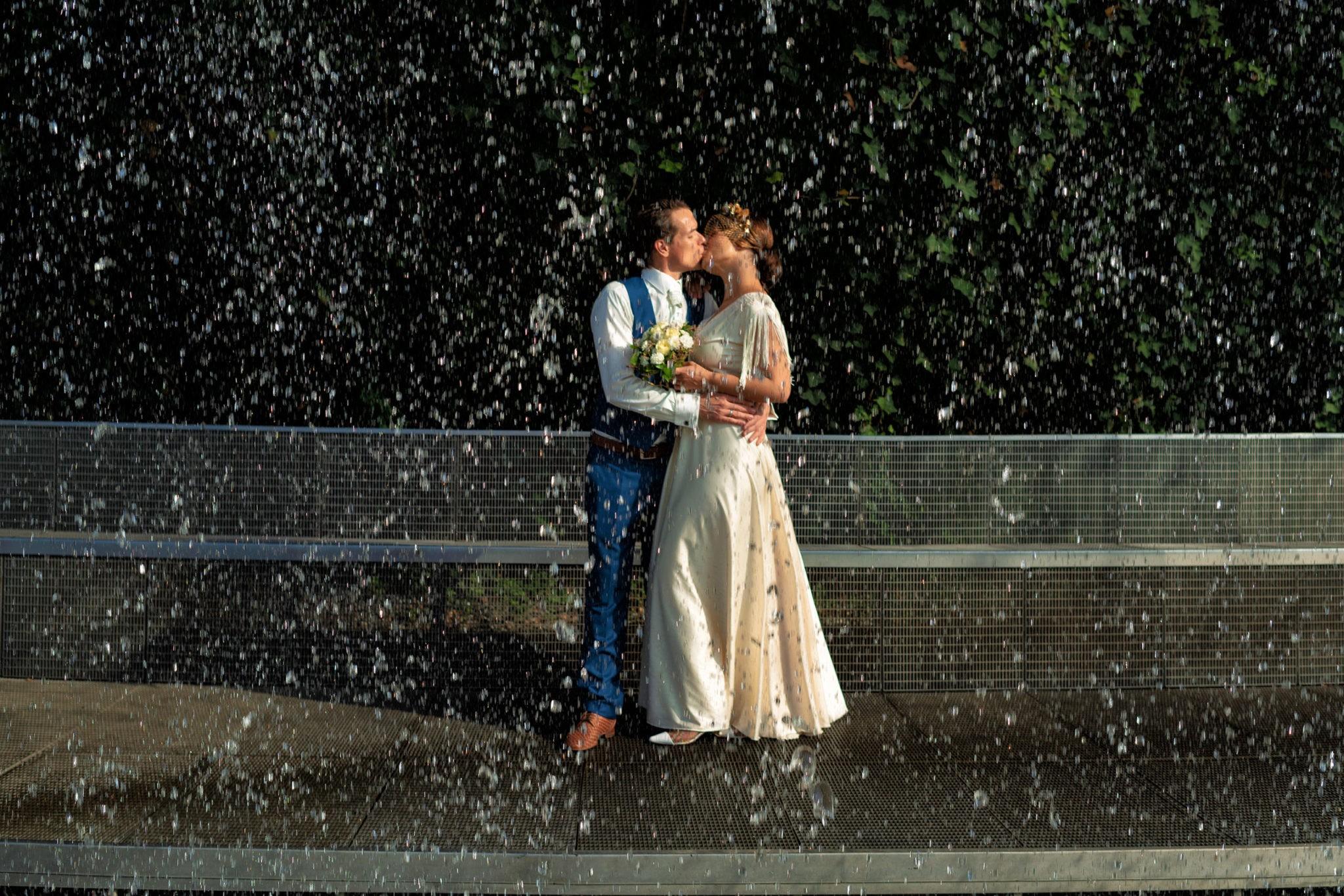 Съемка свадьбы в парке Галицкого