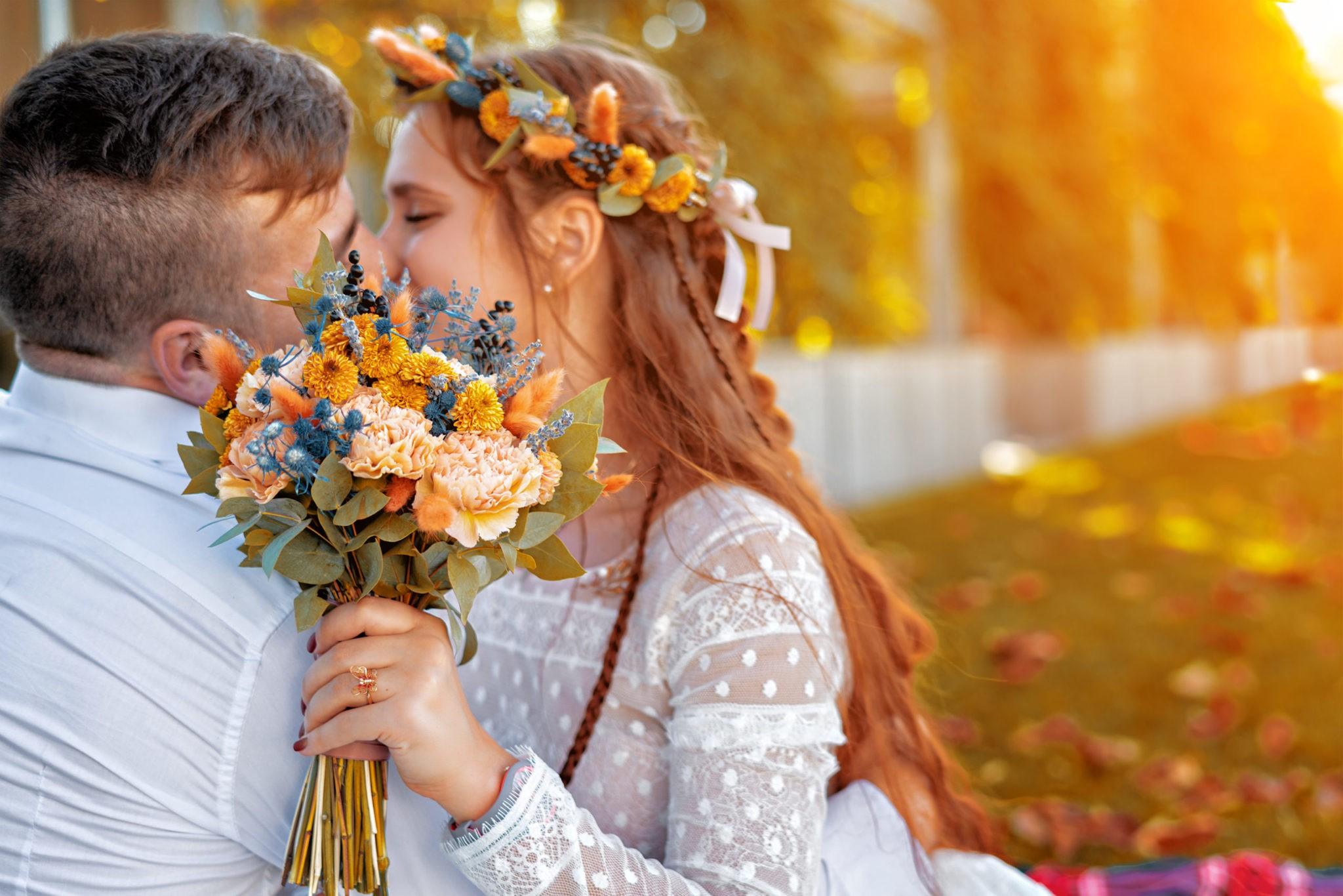 Свадебная фотосъемка в парке Галицкого, Краснодар