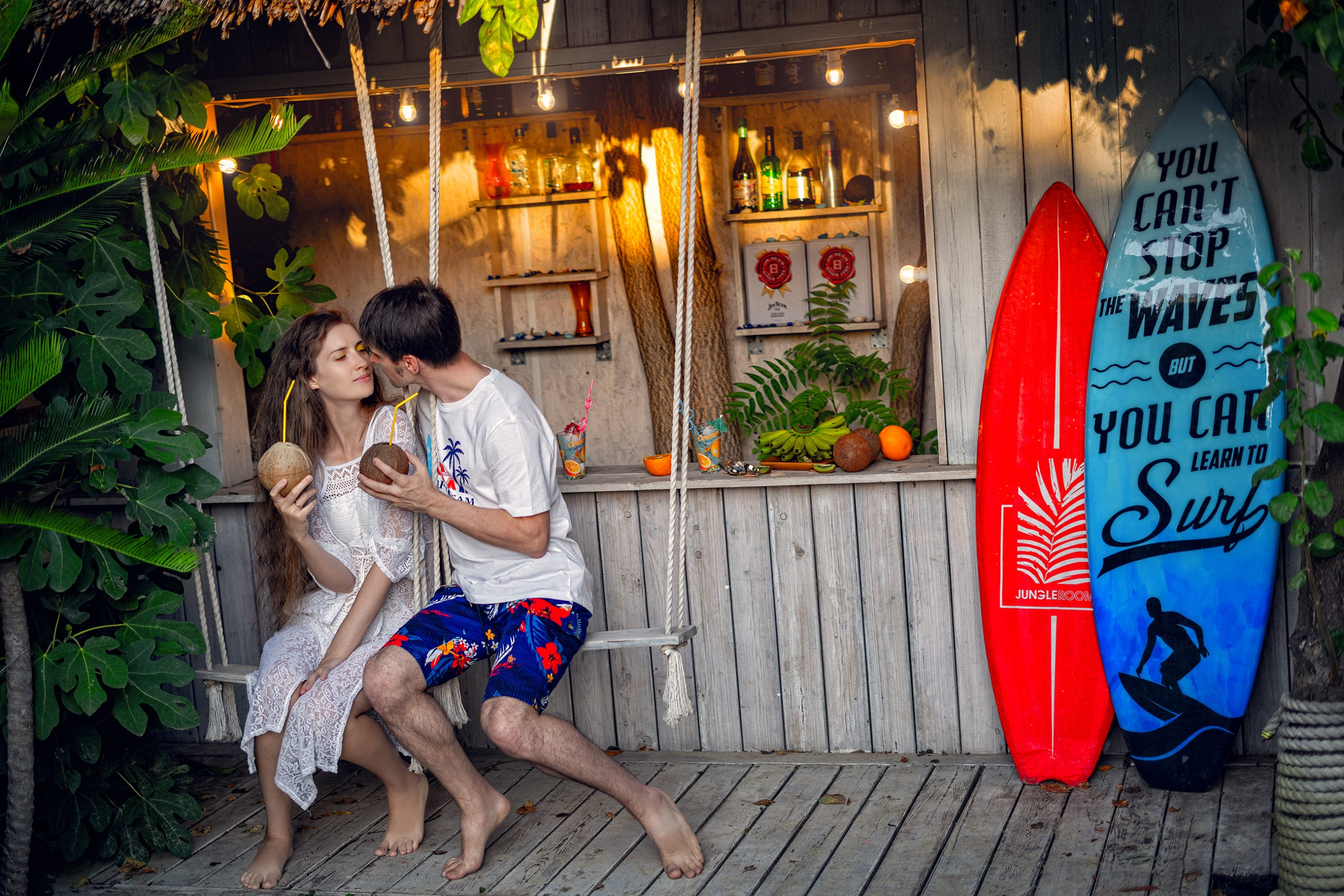 Свадебная фотосъемка в Краснодаре, свадьба на отдыхе, свадьба у моря, свадьба Бали